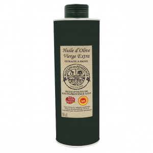 Huile d'olive haute provence