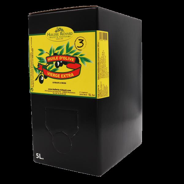bib 5 litre huile d'olive N°3
