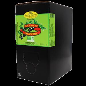 bib huile d'olive 5 L