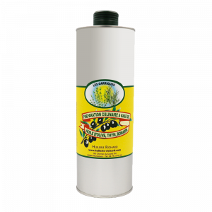 huile d'olive garrigues